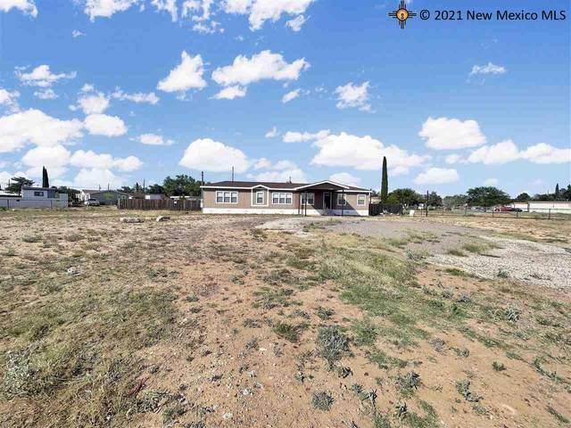 304 S Elm, Hobbs, NM 88240 (MLS #20213253) :: Rafter Cross Realty