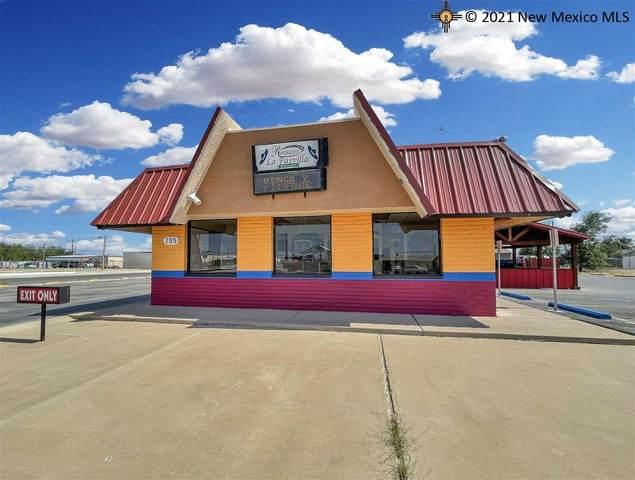 205 W Marland, Hobbs, NM 88240 (MLS #20213254) :: Rafter Cross Realty
