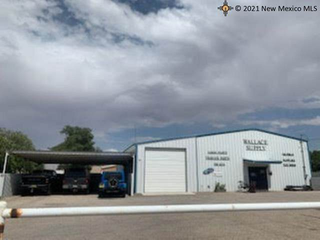 105 S Twenty-Sixth St., Artesia, NM 88210 (MLS #20213495) :: Rafter Cross Realty