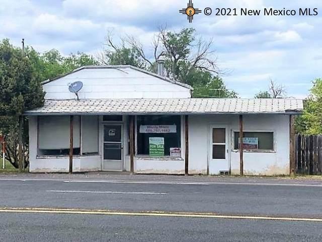 49 First Street, Capulin, NM 88414 (MLS #20213503) :: The Bridges Team with Keller Williams Realty