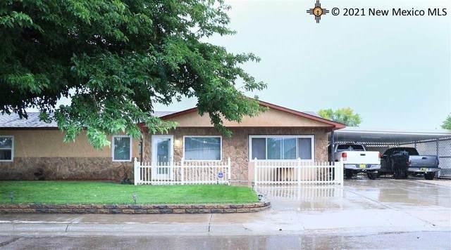1501 W Mann Ave, Artesia, NM 88210 (MLS #20213539) :: Rafter Cross Realty
