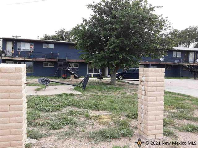 112 S Ohio, Roswell, NM 88203 (MLS #20213997) :: The Bridges Team with Keller Williams Realty