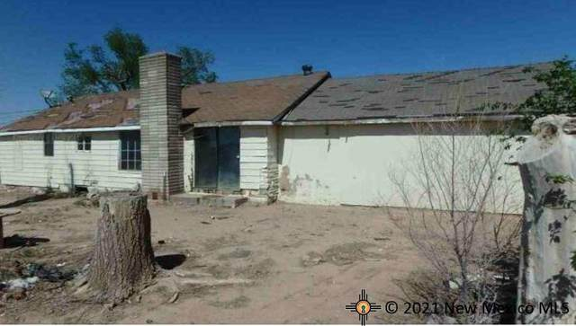 1001 W Pine Lodge Rd, Roswell, NM 88201 (MLS #20214005) :: Rafter Cross Realty