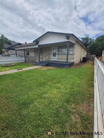 604 S Avenue B, Portales, NM 88130 (MLS #20214068) :: Rafter Cross Realty