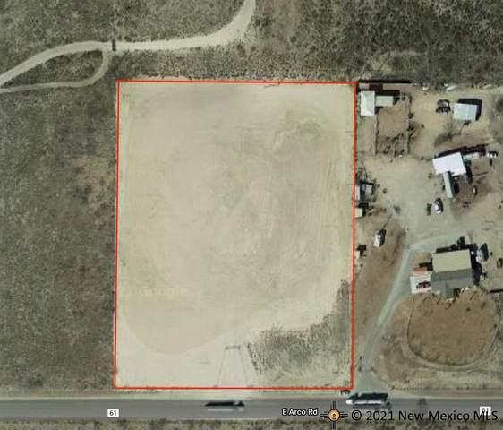 414 E Arco Rd, Hobbs, NM 88240 (MLS #20214070) :: Rafter Cross Realty