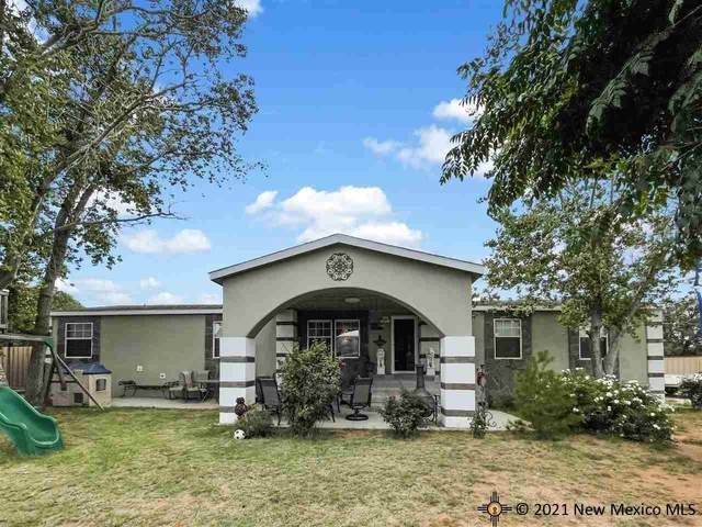301 S Eastern, Hobbs, NM 88240 (MLS #20214074) :: Rafter Cross Realty