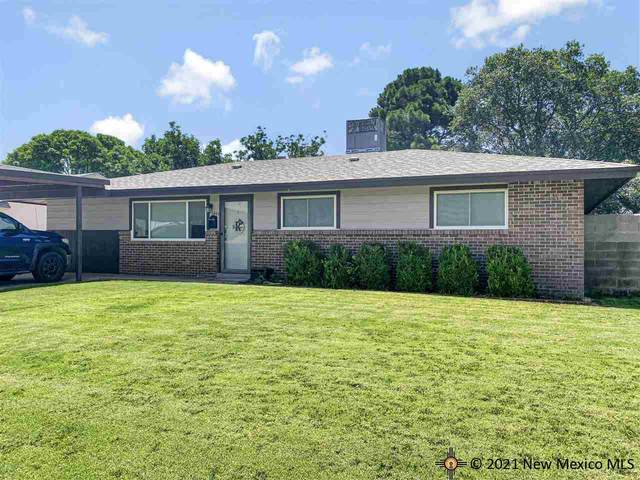 1401 E Highland, Hobbs, NM 88240 (MLS #20214075) :: Rafter Cross Realty
