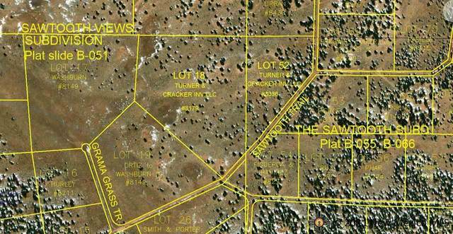 0 Sawtooth Trail, PIE TOWN, NM 87827 (MLS #20214084) :: The Bridges Team with Keller Williams Realty