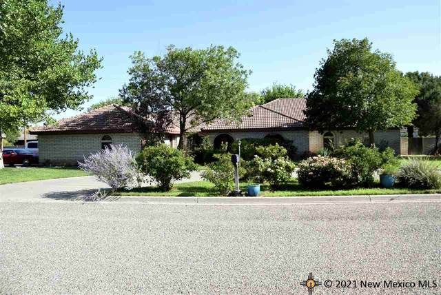 416 E 17th St., Portales, NM 88130 (MLS #20214090) :: Rafter Cross Realty