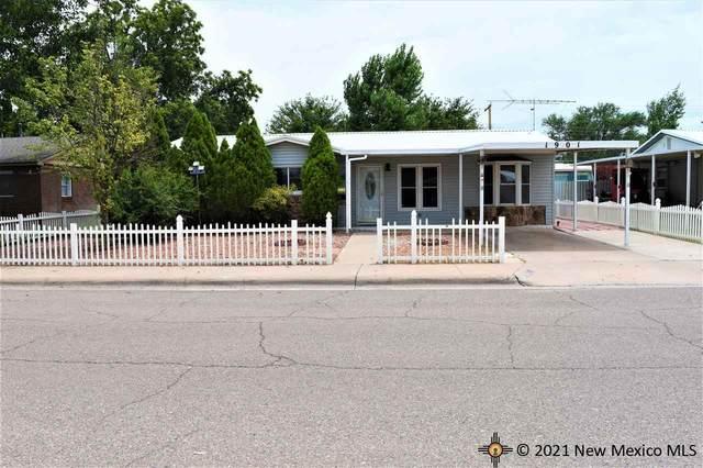 1901 W Sears Ave, Artesia, NM 88210 (MLS #20214092) :: Rafter Cross Realty