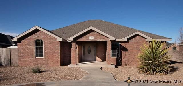 1351 Oakwood Cr, Portales, NM 88130 (MLS #20214160) :: Rafter Cross Realty