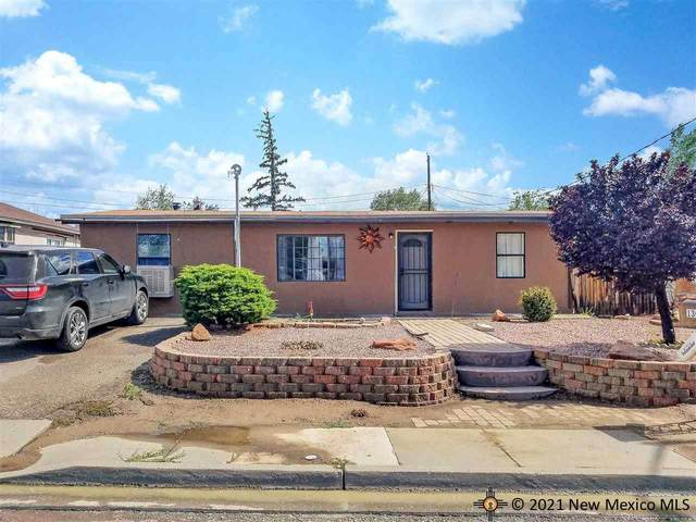 1303 W Aztec Ave., Gallup, NM 87301 (MLS #20214183) :: The Bridges Team with Keller Williams Realty