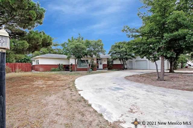 501 E Yucca, Hobbs, NM 88240 (MLS #20214208) :: Rafter Cross Realty