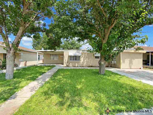 1404 9TH, Eunice, NM 88231 (MLS #20214279) :: The Bridges Team with Keller Williams Realty