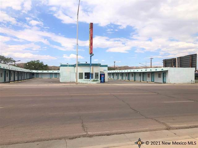 915 E Hwy 66, Gallup, NM 87301 (MLS #20214322) :: The Bridges Team with Keller Williams Realty