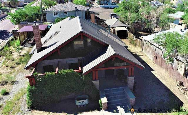 401 W Hill Ave., Gallup, NM 87301 (MLS #20214342) :: The Bridges Team with Keller Williams Realty