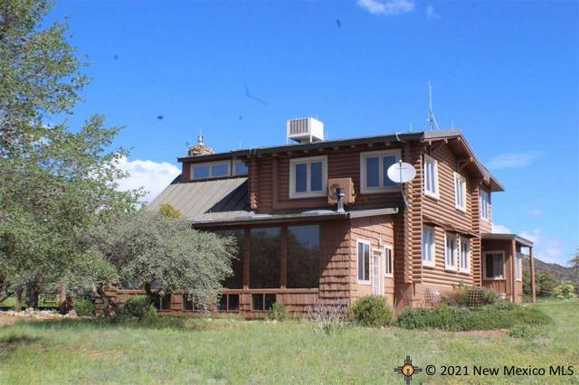 36 Cattlemens Trail, Silver City, NM 88061 (MLS #20214366) :: The Bridges Team with Keller Williams Realty