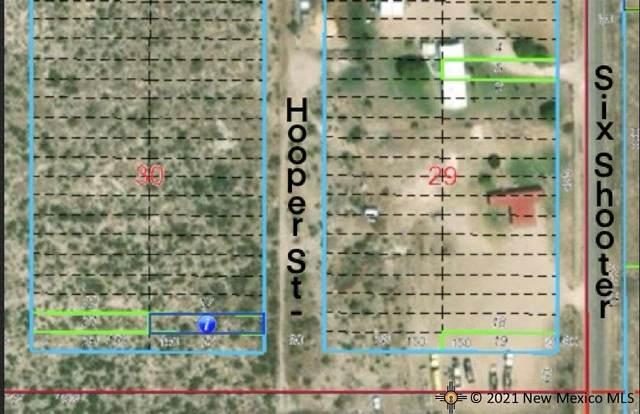 TBD LOT 18 Hooper St, Lovington, NM 88260 (MLS #20214435) :: The Bridges Team with Keller Williams Realty
