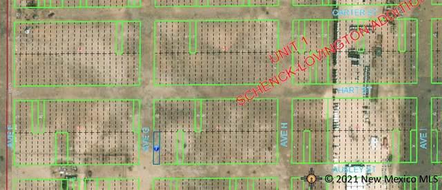 TBD LOT 1 Ave G, Lovington, NM 88260 (MLS #20214479) :: The Bridges Team with Keller Williams Realty