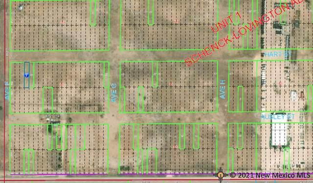 TBD LOT 39 Hart St, Lovington, NM 88260 (MLS #20214481) :: The Bridges Team with Keller Williams Realty