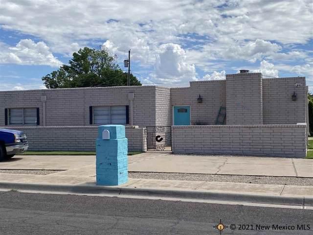 527 W Taos, Hobbs, NM 88240 (MLS #20214569) :: The Bridges Team with Keller Williams Realty