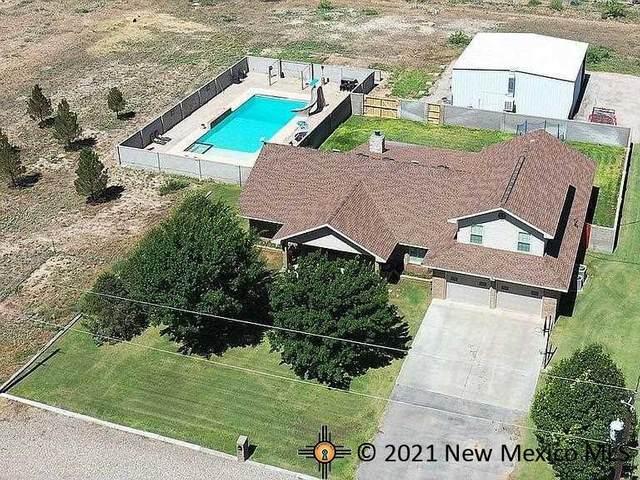 7721 N Tomlinson St., Hobbs, NM 88242 (MLS #20214623) :: Rafter Cross Realty