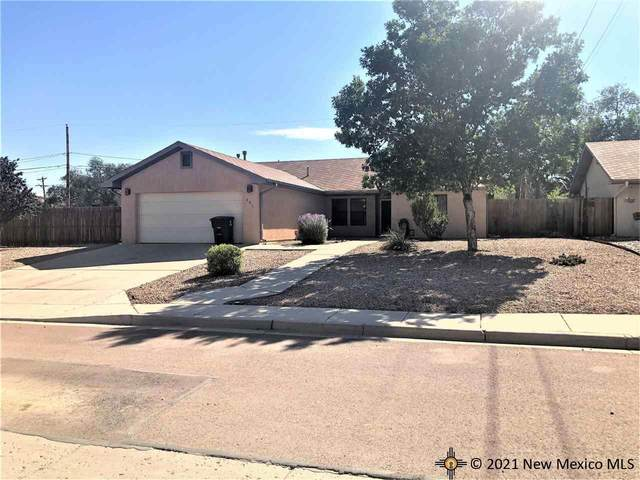 601 Peretti, Gallup, NM 87301 (MLS #20214685) :: The Bridges Team with Keller Williams Realty