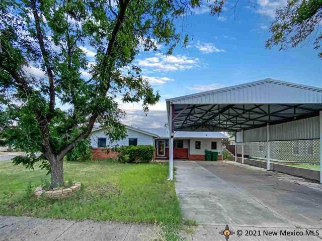 701 W Avenue H, Lovington, NM 88260 (MLS #20214709) :: Rafter Cross Realty