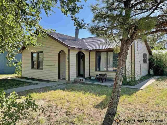 702 S Love, Lovington, NM 88260 (MLS #20214717) :: Rafter Cross Realty