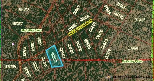 Lot 35 B Mcgaffey Pines, McGAFFEY, NM 87316 (MLS #20214757) :: The Bridges Team with Keller Williams Realty