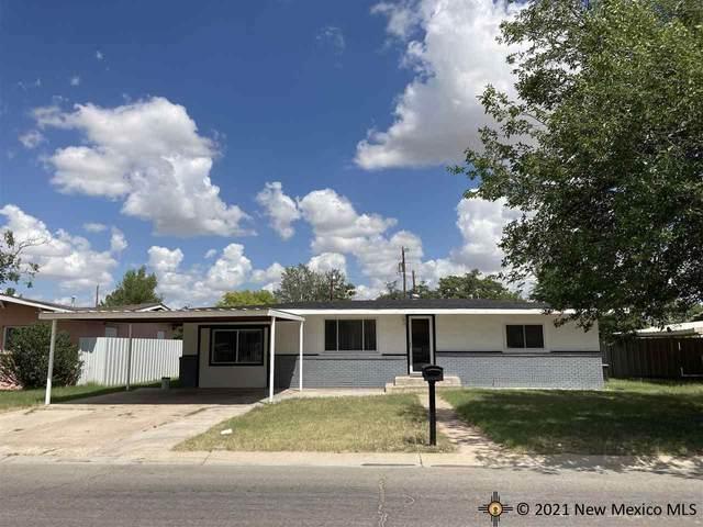 1214 W Jackson Ave, Lovington, NM 88260 (MLS #20214784) :: Rafter Cross Realty