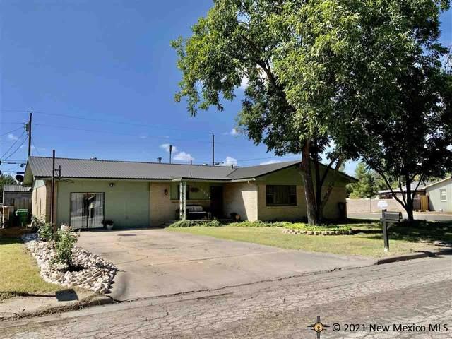 721 W Harrison Ave, Lovington, NM 88260 (MLS #20214816) :: Rafter Cross Realty