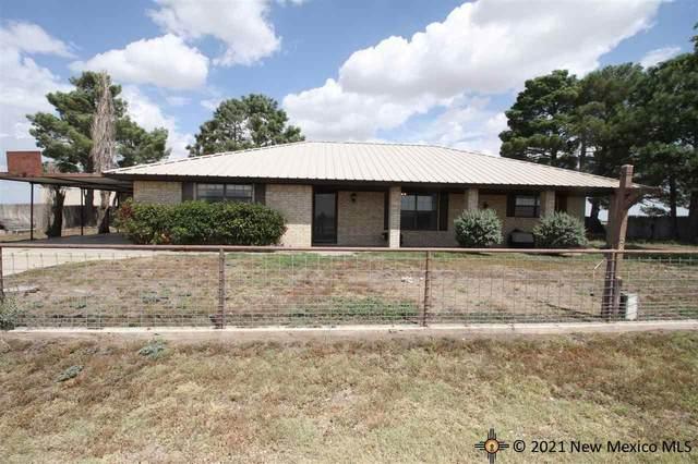 38 Tch Road, Lovington, NM 88260 (MLS #20214817) :: Rafter Cross Realty