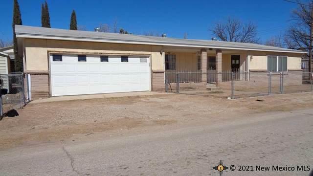 4122 W Texas, Carlsbad, NM 88220 (MLS #20214831) :: Rafter Cross Realty