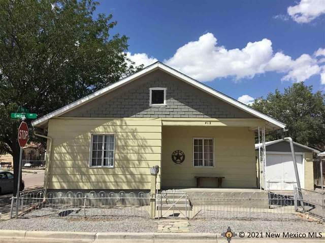 412 W Lincoln, Gallup, NM 87301 (MLS #20214858) :: The Bridges Team with Keller Williams Realty