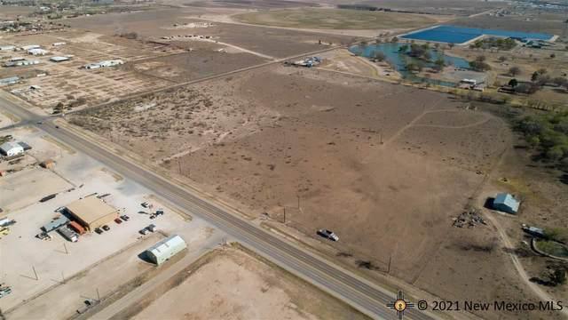 TBD E Ave D, Lovington, NM 88260 (MLS #20214885) :: Rafter Cross Realty