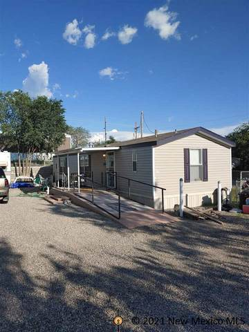 507 E Market St, Silver City, NM 88061 (MLS #20214908) :: The Bridges Team with Keller Williams Realty