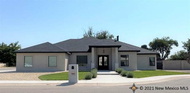 909 W Catalina Drive, Artesia, NM 88210 (MLS #20214924) :: The Bridges Team with Keller Williams Realty