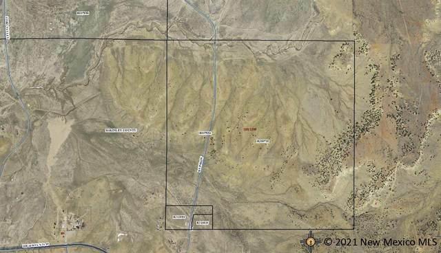Highway N 11-49, Church Rock, NM 87322 (MLS #20214934) :: The Bridges Team with Keller Williams Realty