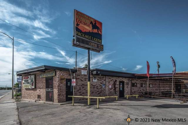 1609 S Canal St, Carlsbad, NM 88220 (MLS #20214952) :: The Bridges Team with Keller Williams Realty