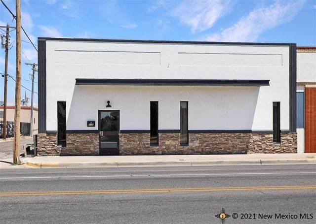 208 N Turner St, Hobbs, NM 88240 (MLS #20215007) :: The Bridges Team with Keller Williams Realty