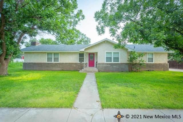 718 W Ave I, Lovington, NM 88260 (MLS #20215086) :: Rafter Cross Realty