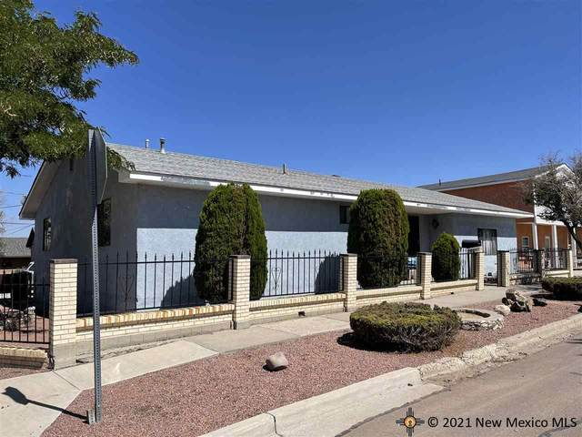 612 W Green Ave, Gallup, NM 87301 (MLS #20215090) :: The Bridges Team with Keller Williams Realty