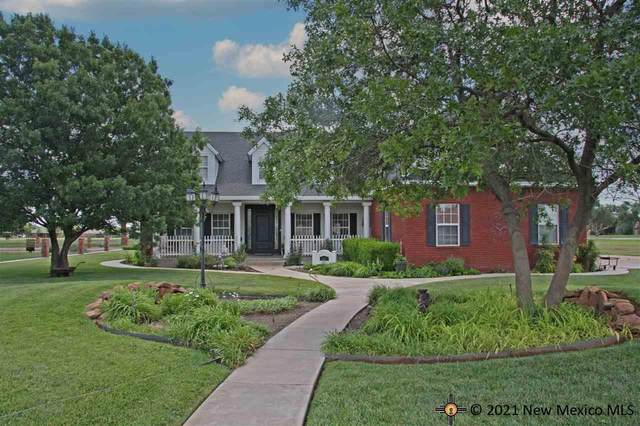 125 Colonial Estates Parkway, Clovis, NM 88101 (MLS #20215106) :: The Bridges Team with Keller Williams Realty