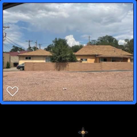 106 B & C W Mesa, Gallup, NM 87301 (MLS #20215136) :: The Bridges Team with Keller Williams Realty