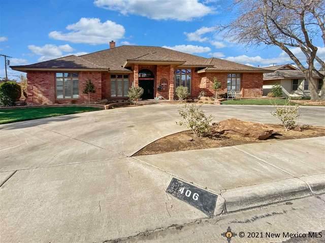 406 E Zia Drive, Hobbs, NM 88240 (MLS #20215169) :: Rafter Cross Realty