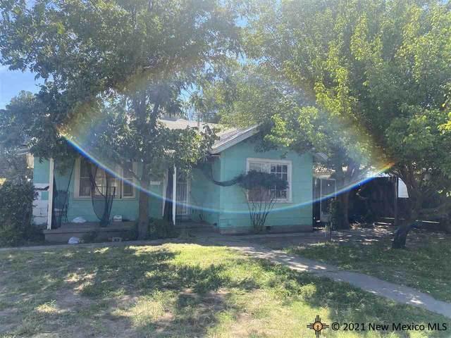 517 E Sanger, Hobbs, NM 88240 (MLS #20215175) :: Rafter Cross Realty