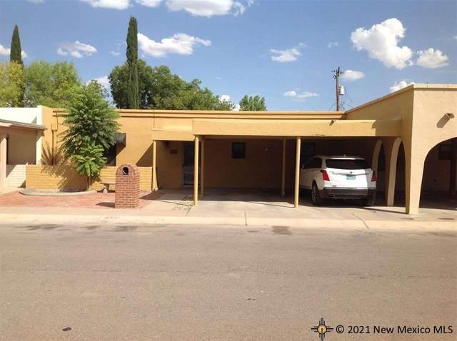 1604 Live Oak Place, Carlsbad, NM 88220 (MLS #20215186) :: Rafter Cross Realty