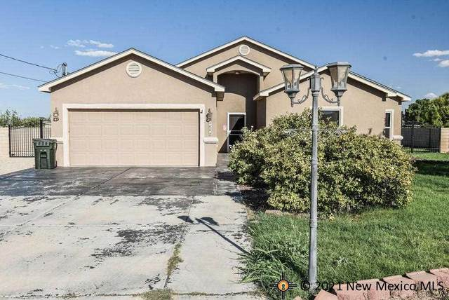 4006 Jesse James Court, Carlsbad, NM 88220 (MLS #20215198) :: Rafter Cross Realty