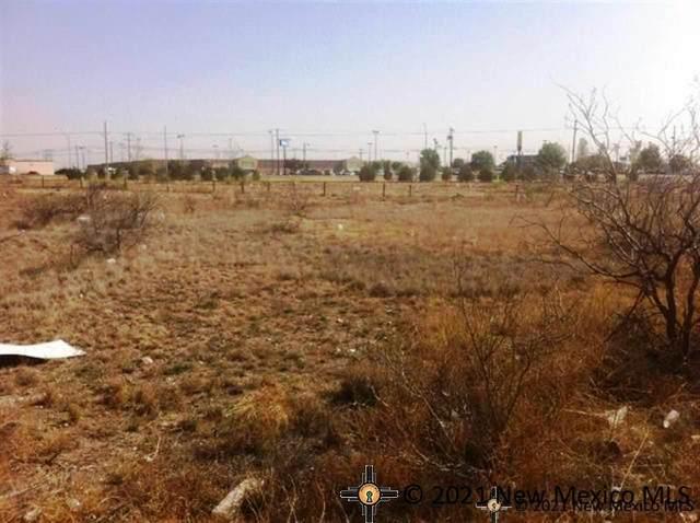 TBD Lovington Highway, Hobbs, NM 88240 (MLS #20215200) :: Rafter Cross Realty